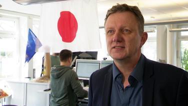 Carsten Flügel, ARD-Programmchef für Olympia
