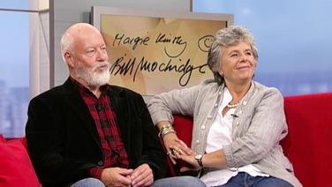 Margie Kinsky und Bill Mockridge