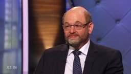 Max Giermann als Martin Schulz