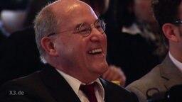 Gregor Gysi lachend.