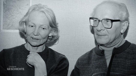Margot und Erich Honecker.