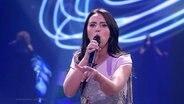 "Jamala singt beim ESC 2017 ihren Song ""I Believe In U""."