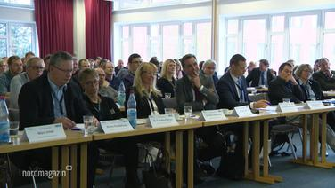 Kongress in Warnemünde zum Thema Burnout.