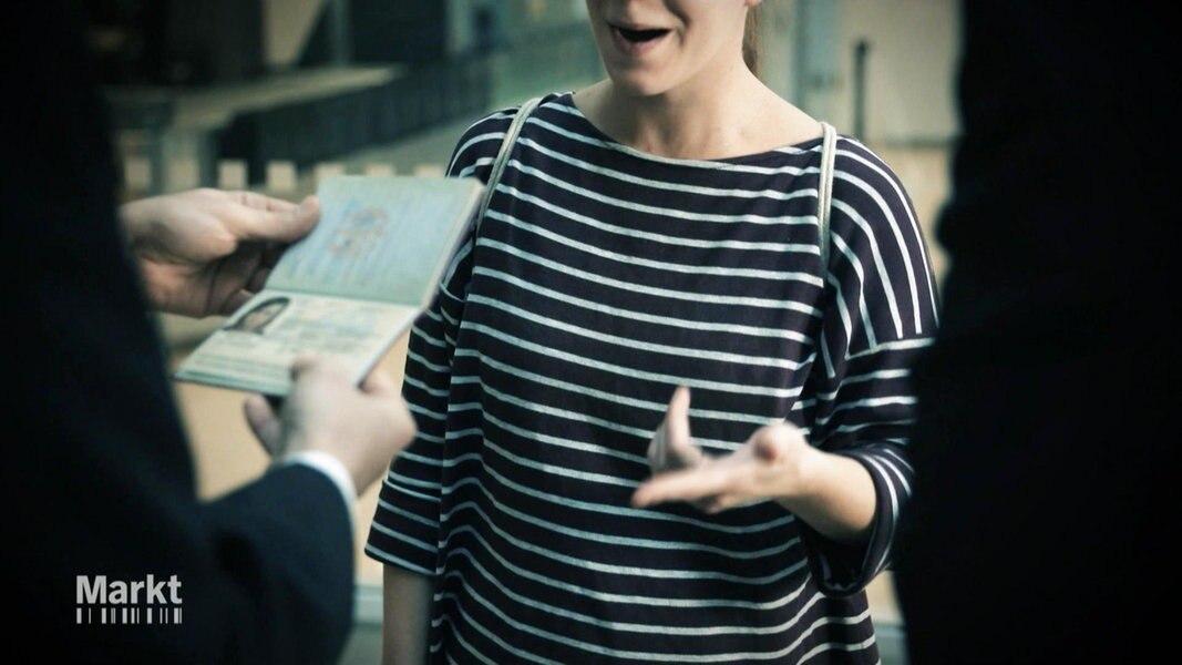 Polizeifehler Bringt Reisepl Ne Zum Platzen Fernsehen Sendungen A Z Markt