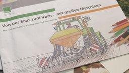 Lehrmaterial des Vereins Information.Medien.Agrar für Schüler.