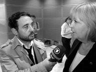 """Jakob Leube bei """"Wertekonferenz Gerechtigkeit"""" der SPD"""
