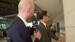 Heiko Maas im Interview.