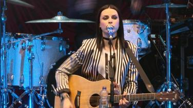 Amy Macdonald bei ihrem Konzert in Hamburg.