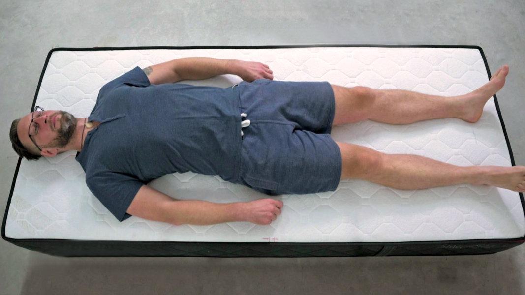 Video Die Richtige Matratze Für Erholsamen Schlaf