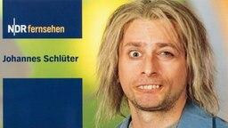 Autogrammkarte von Johannes Schlüter © NDR Foto: NDR