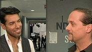 Oscar Loya und Alex Christensen