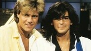 Modern Talking in den 80er Jahren © picture-alliance / jazzarchiv Foto: Hardy Schiffler