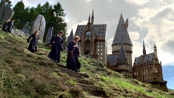 """Neu im Kino: """"Harry Potter und der Gefangene von Askaban"""" © picture-alliance / dpa Foto: dpa-Film Warner"""