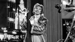 Sängerin Lale Andersen am 05.05.1962. © NDR/Hans-Ernst Müller