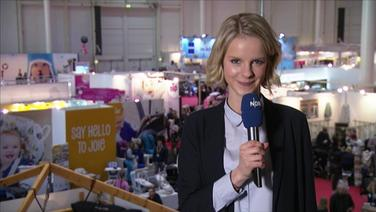 Hamburg Journal 18.00 mit Reporterin Julia Wulf.