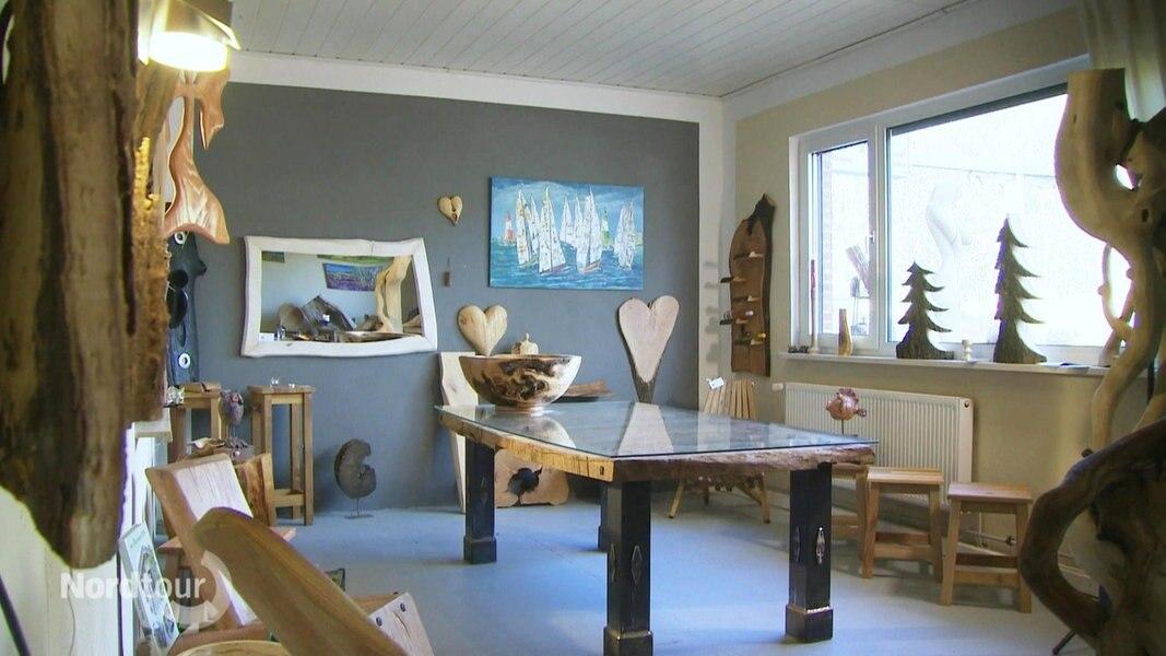 m bel und co mit besonderem pfiff fernsehen sendungen a z nordtour. Black Bedroom Furniture Sets. Home Design Ideas