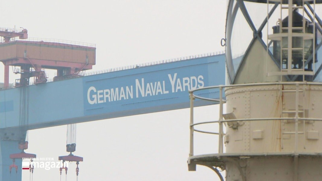 German Naval Yards Kiel baut 134 Stellen ab - NDR.de