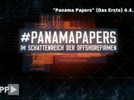 Grafik zum Thema Panama Papers.