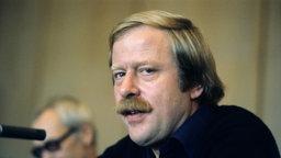 Theaterregisseur Claus Peymann 1978 © picture-alliance/ dpa   Dirk Zimmer Foto: picture-alliance/ dpa   Dirk Zimmer