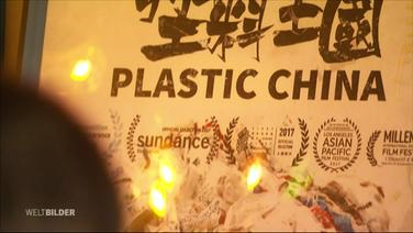 "Filmtitel ""Plastic China""."