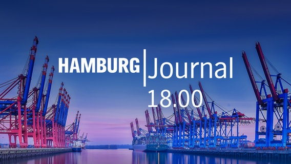 "Logo ""Hamburg Journal 18:00"" © NDR"