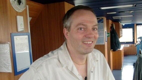 Ingo Drewes Kapitän