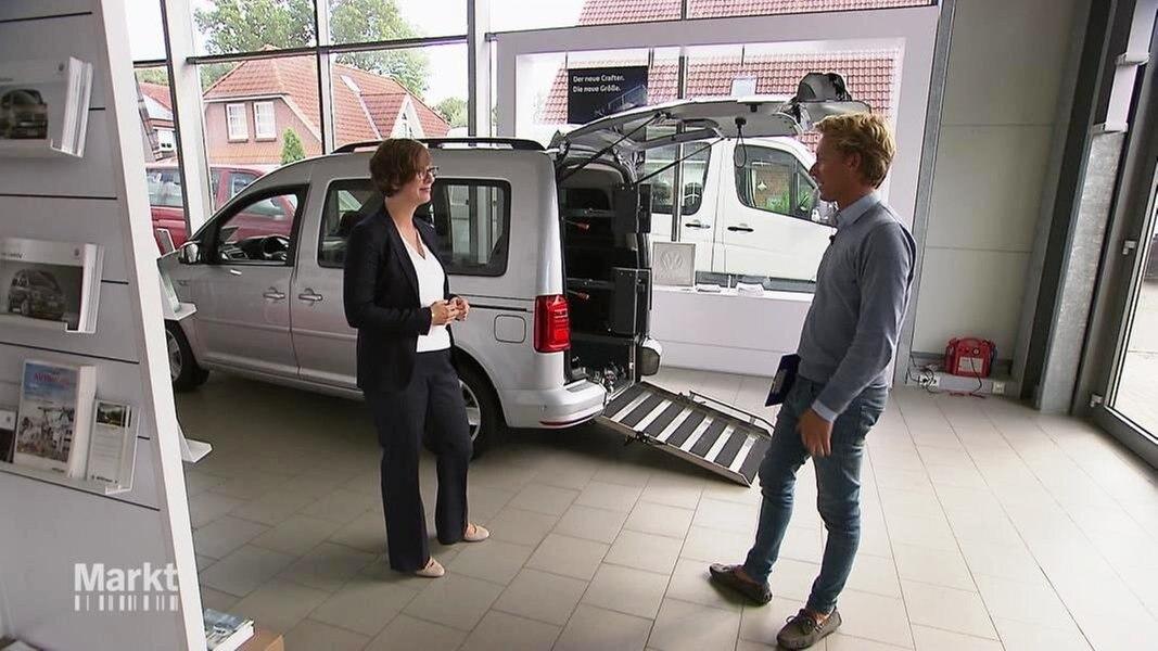 Autokauf Statt Pkw Kommt Lkw Fernsehen Sendungen A Z Markt
