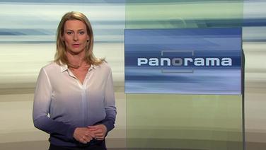 Panoramamoderatorin  Anja Reschke