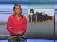 Die Panorama Moderatorin Anja Reschke.