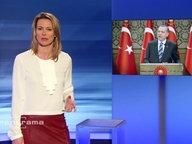 """""""Panorama""""-Moderatorin Anja Reschke."""