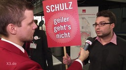 """Extra 3""-Reporter Tobias Schlegl"
