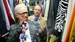 Johannes Schlüter als Modedesigner für Fast Fashion.