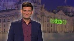Christian Ehring moderiert Extra 3.