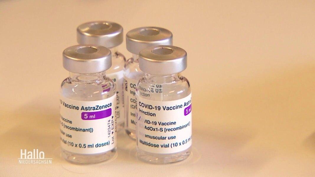 Corona-Impftermine wegen AstraZeneca abgesagt