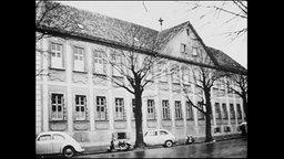 Gebäude der zentralen Erfassungsstelle für NS-Verbrechen in Ludwigsburg.