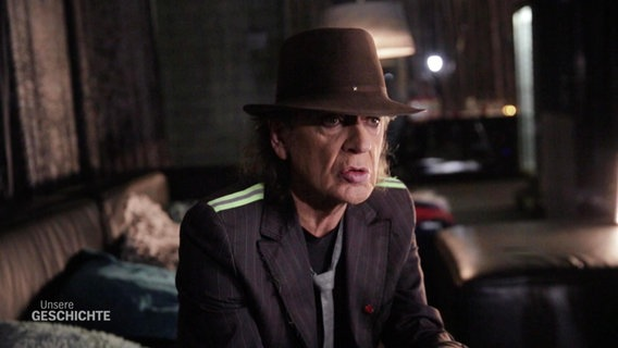 Udo Lindenberg im Interview.