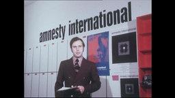 Ein Sprecher von Amnesty International spricht in die Kamera (Archivbild).