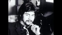 Das RAF-Mitglied Werner Hoppe im Porträt (Archivbild).