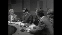 Expertenrunde im Panorama-Studio (Archivbild).