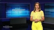 Anja Reschke moderiert Panorama vom 01. Juli 2021.