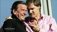 Gerhard Schröder und Carsten Maschmeyer