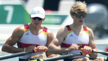 Jonathan Rommelmann und Jason Osborne