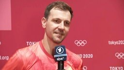 Timo Boll im Interview.