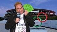 Olympische Spiele in der Pandemie: Oliver Kalkofe berichtet aus Tokio