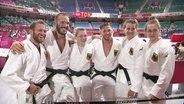 Das deutsche Judo-Team im Interview.