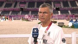 Otto Becker im Interview.