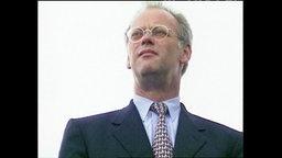 Verteidigungsminister Rudolf Scharping 2000