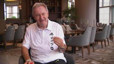 Friedhelm Julius Beucher im Interview.