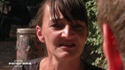 .Steffi Brachtel setzt sich in Freital für Flüchtlinge ein