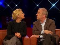 Jungenhafter charme trifft auf grande dame fernsehen sendungen a z ndr talk show for Moderatoren ndr talkshow